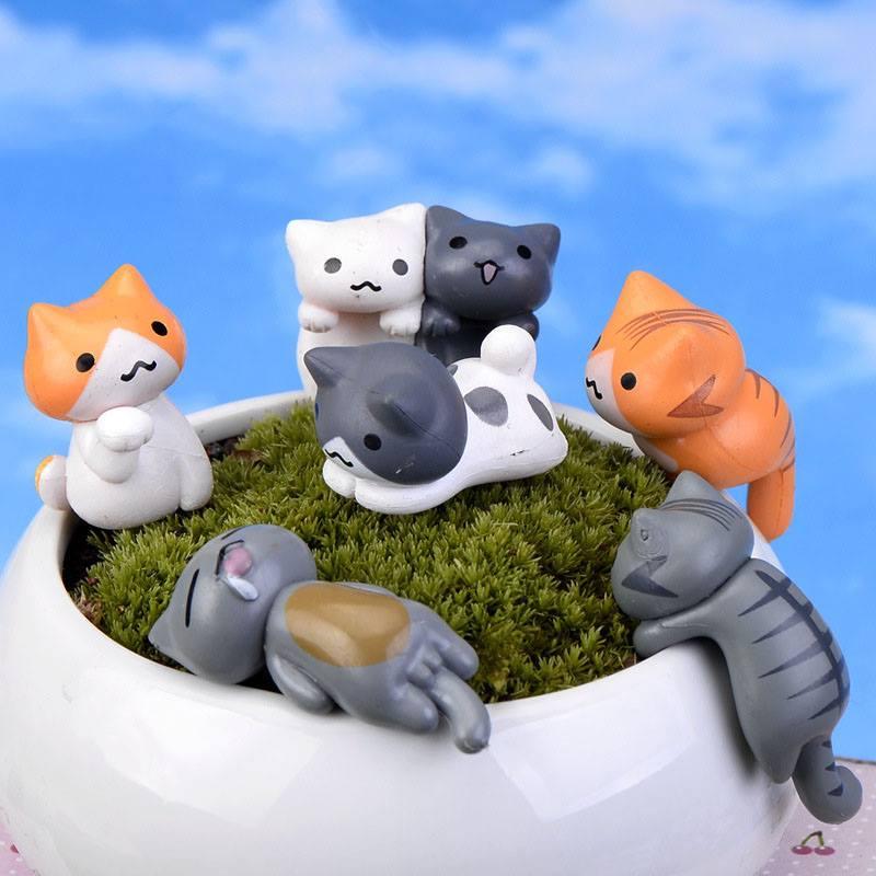 Phụ kiện mèo loại 6 kiểu