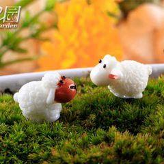 Phụ kiện cừu lông xù